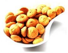 Печенье овсяное с изюмом