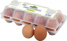 Яйцо С0 10шт