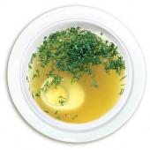 Суп полевой с яйцом