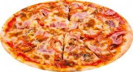 Пицца Полоэ-панчеттэ, 330 гр.