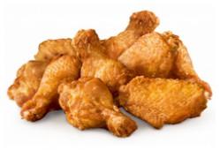 Крылышки куриные, 9 шт.