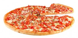 Пицца Капрезе, 44 см.