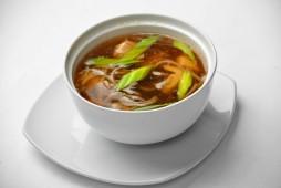 Суп Сяке соба