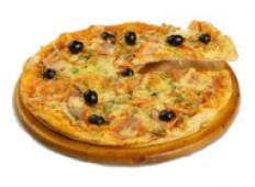 Пицца Фруте ди-маре, 330 гр.