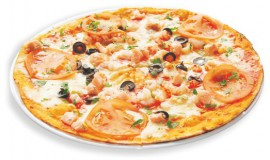 Пицца Сальмоне, 460 гр.
