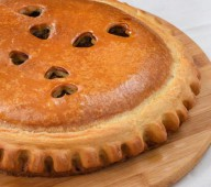 Пирог с печенью, 1кг.