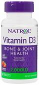 Natrol Vitamin D3 2000 Fast Dissolve