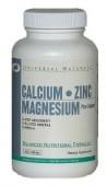 UN Calcium Zinc Magnesium Universal nutrition