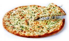 Пицца Белая, 1 кусок