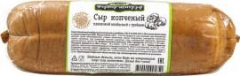 Сыр плавленый колбасный копченый с грибами, 300г