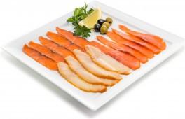 Тарелка рыбная