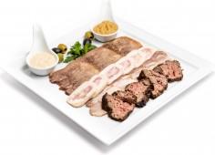 Тарелка мясная