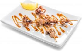 Шашлычки из осминожек