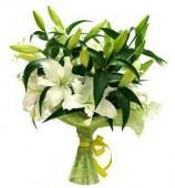 Букет Роскошные лилии