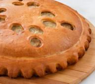 Пирог Курник, 1 кг. 300 гр.