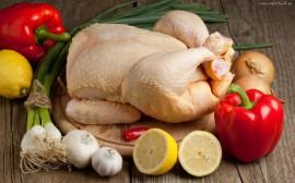Курица домашняя цена за 1кг