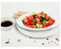 Салат овощной (спорт)