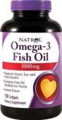 Natrol Omega 3 Fish Oil 1000 мг.