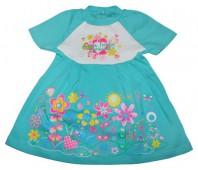 Платье Веснушка