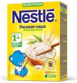 Каша Nestle безмолочная Рисовая Моя 1-ая Каша.Начинаем прикорм