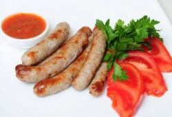 Острые колбаски гриль из говядины и баранины № 2