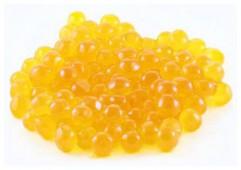 Желейные шарики лимон